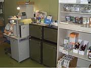 手術部薬品保管室
